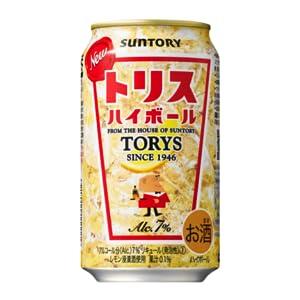 ハイボール ウイスキー ウィスキー 缶 トリス トリスクラシック トリスエクストラ トリスハイボール トリハイ缶 ビール 2杯目 居酒屋 ケース トリハイ