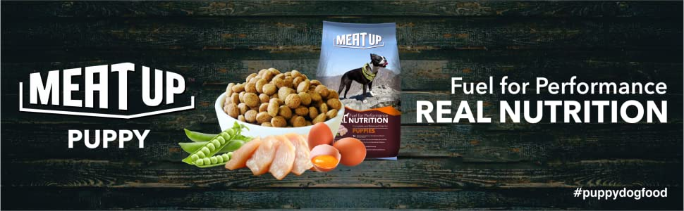 MEATUP, MEAT UP , MEAT UP PUPPY , PUPPY DOG FOOD