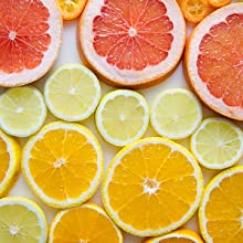 HINTS of sparkling grapefruit and Italian mandarin