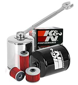 También disponible: Filtros de Aceite K&N