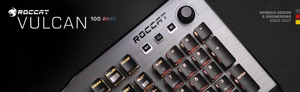 gaming keyboard, turtle beach, titan switches, ergonomic, PC gaming, PC keyboard