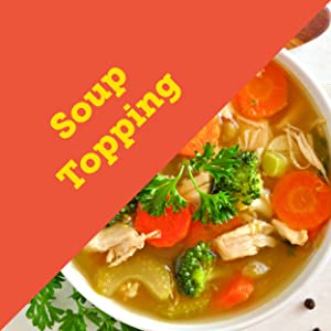 Soup Topping