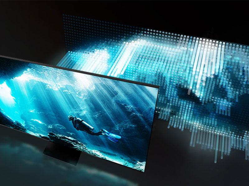 Samsung QLED 8K 2020 75Q950T- Smart TV de 75