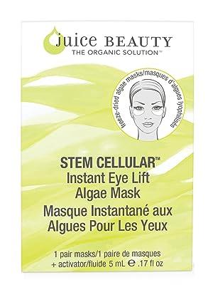 Juice Beauty Stem Cellular Instant Eye Lift Algae Mask,