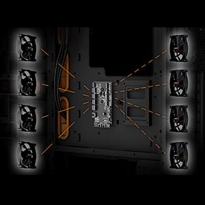 Dual Rail Fan Controller