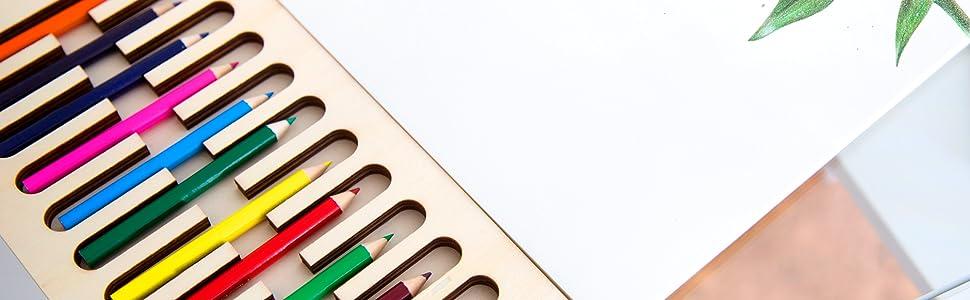 Amazon.com: Tres por tres Seattle jotblock bloc de dibujo ...