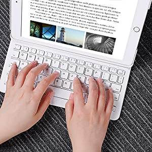 bluetooth keyboard for ipad 2018