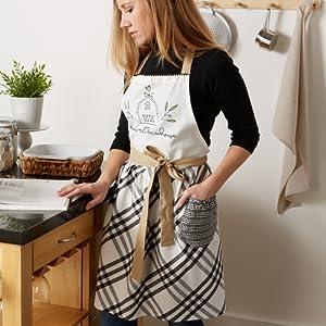 farmhouse apron,aprons for women,farmhouse kitchen,cooking apron,aprons for women with pockets,chef