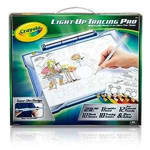 tracing pad, activity pad, activity pad for boys, crayola, coloring board