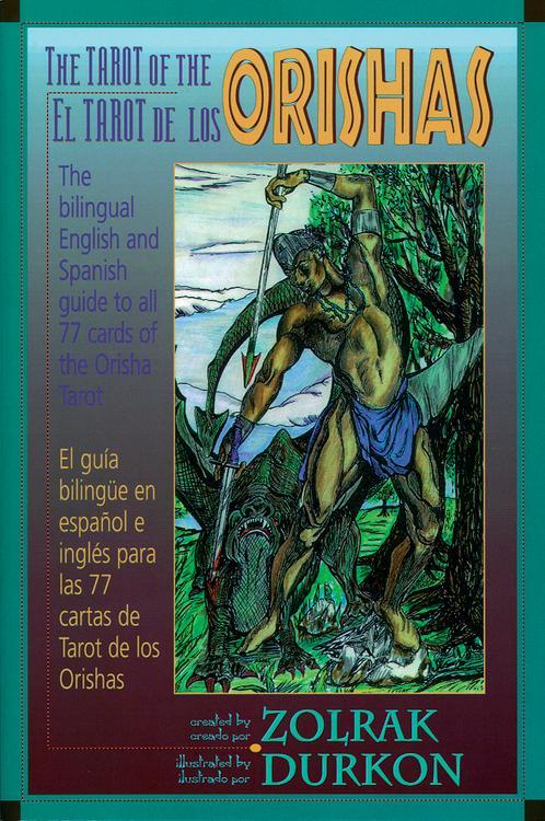 Tarot of the Orishas Book: Zolrak: 9781567188448: Amazon.com ...