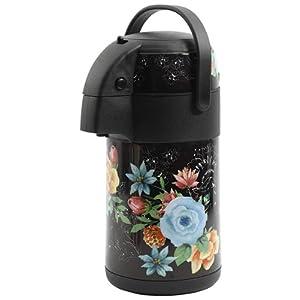Mr Coffee Garden Floral Pump Pot