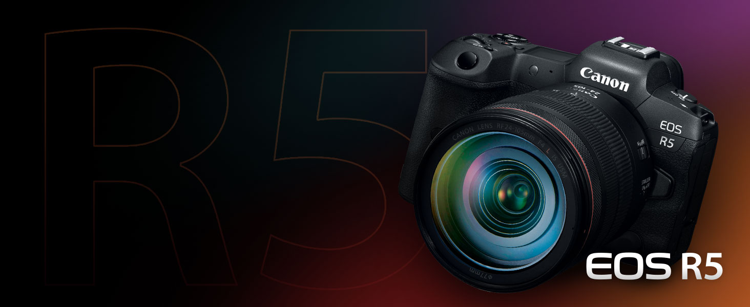 Pursue Imaging Excellence with the EOS R5