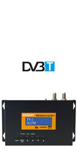 EDISION HDMI Modulator Single DVB-T, Full HD MPEG4, RF-IN ...