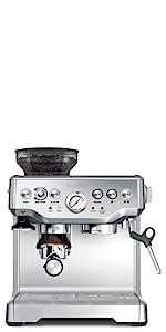 breville espresso barista express