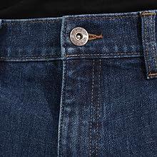 Wrangler authentic jeans rivet denim red black bleu