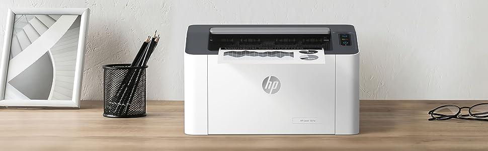 HP Laser Serie 107