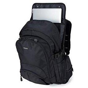 Targus CN600 - Mochila para Notebook, Color Negro: Targus: Amazon ...