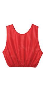 Red Scrimmage Vest