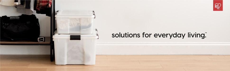 storage bins, storage bin, iris storage containers, sterilite storage bins, iris usa  inc.