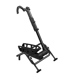 Tool free install, truck bed bike rack, thule bike rack, truck bike rack, one bike bike rack, thule