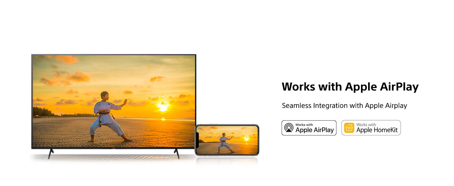 Apple Airplay 2 & home kit
