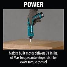 power motor torque