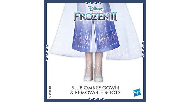 Beautiful Singing Elsa Doll