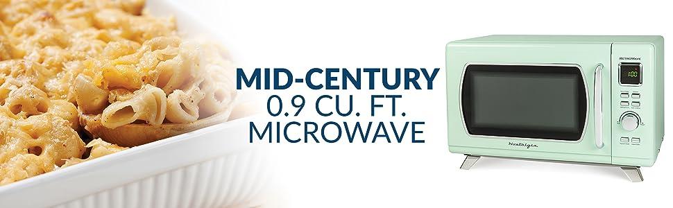 Nostalgia MCMO9FTSG Microwave