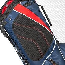 Amazon Com Datrek Golf Go Lite Hybrid Stand Bag Black