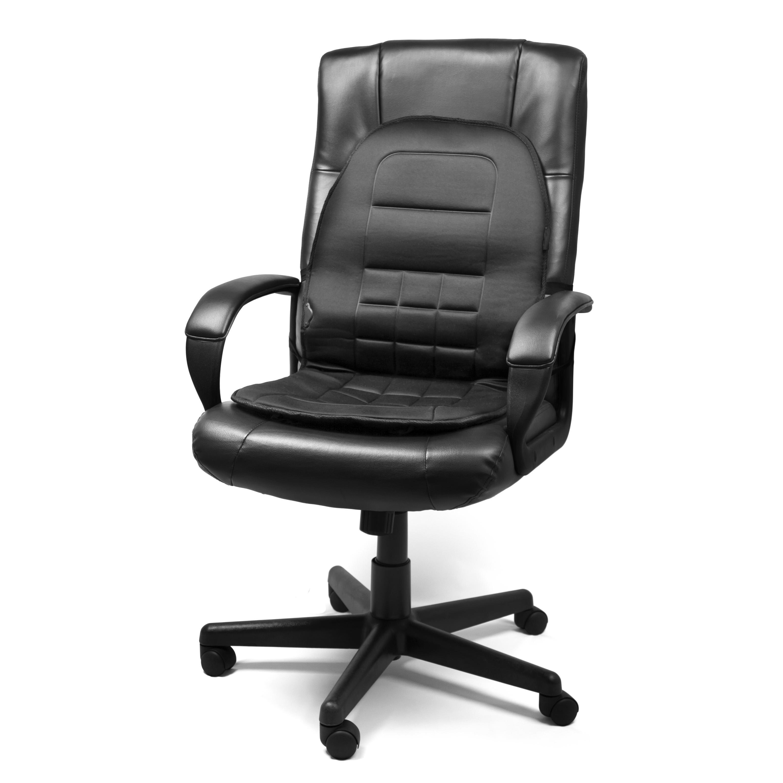 Amazon.com: Wagan IN9738 Black 12V Heated Seat Cushion