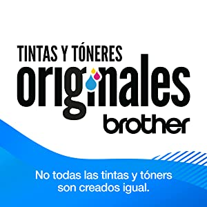 tintas originales brother