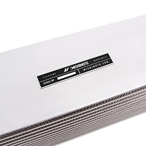 mishimoto universal custom intercooler cores