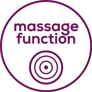 cm 50 massage function