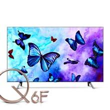 Samsung QLED Q6F Model Logo
