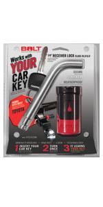 "Toyota 5/8"" Receiver Lock"