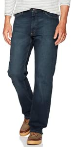 Wrangler Authentics Classic Relaxed Fit FlexJean