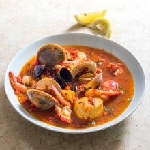Spanish Shellfish Stew