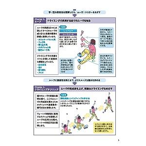 スポーツクライミング技術書の決定版!