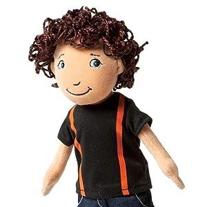 boy doll;dolls for boys;boy dolls;doll for boys;soft dolls for toddlers;manhattan toy doll;