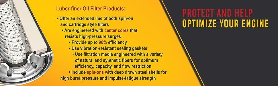 amazon com luber finer ph2835 oil filter automotive