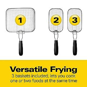 Versatile Frying