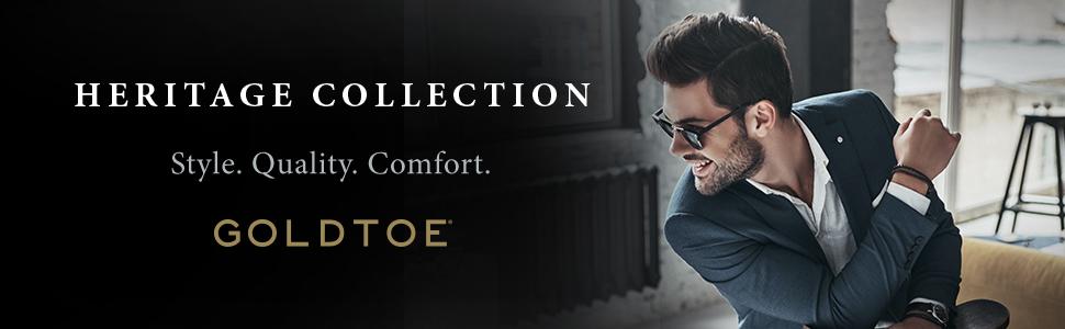 gold toe socks, mens socks, socks, dress socks, style, quality, comfort, heritage