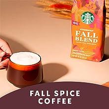 Fall Spice Coffee