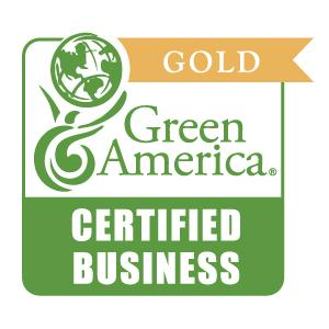 ChicoBag is Geen America Gold Certified