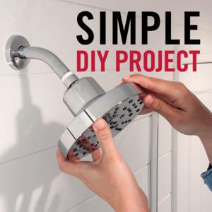 simple DIY, delta faucet