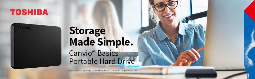 Canvio Basics header 1