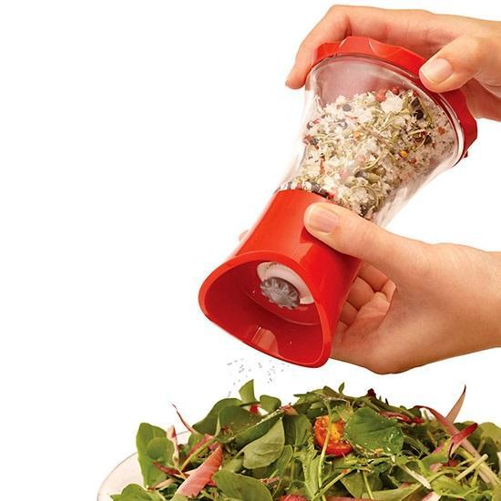 how to clean kuhn rikon ratchet grinder