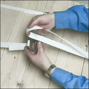 packing straps for pallets shipping plastic nylon straping portable banding band