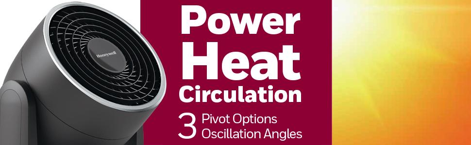 power heat