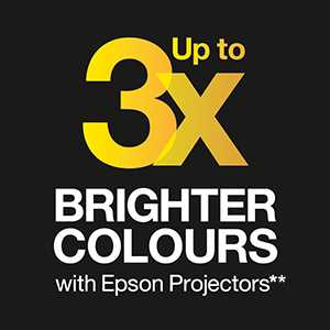 Everything's brighter with Epson